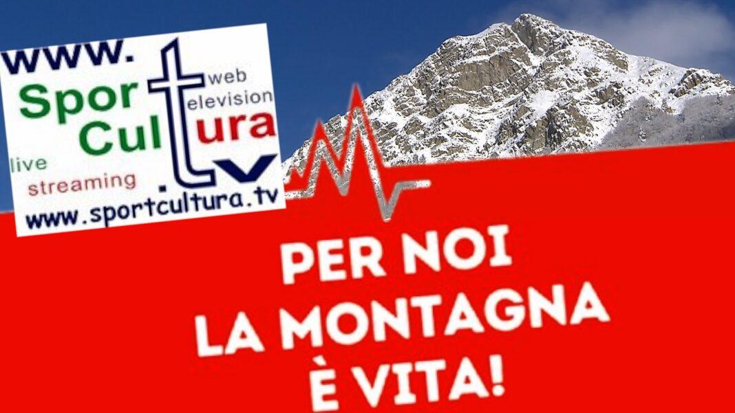 sportcultura per noi la montagna è vita